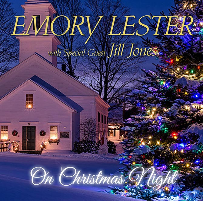 Emory Lester and Jill Jones - On Christmas Night