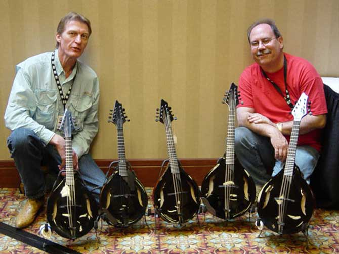 Emory Lester and Dale Ludewig