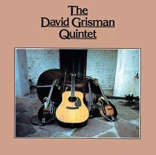 Original David Grisman Quintet album, 1976