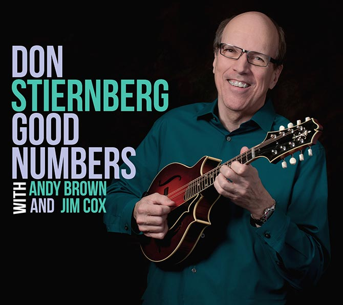 New Music from Don Stiernberg - Good Numbers