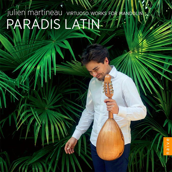 New Music from Julien Martineau - Paradis Latin