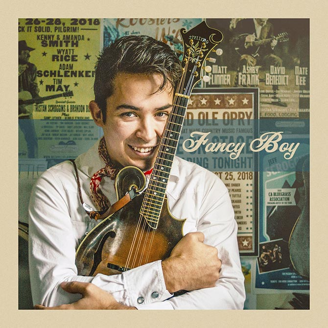 Tristan Scroggins - Fancy Boy