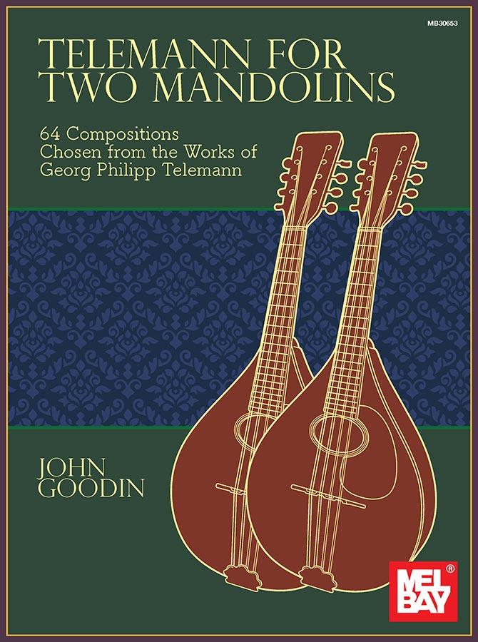 Telemann for Two Mandolins