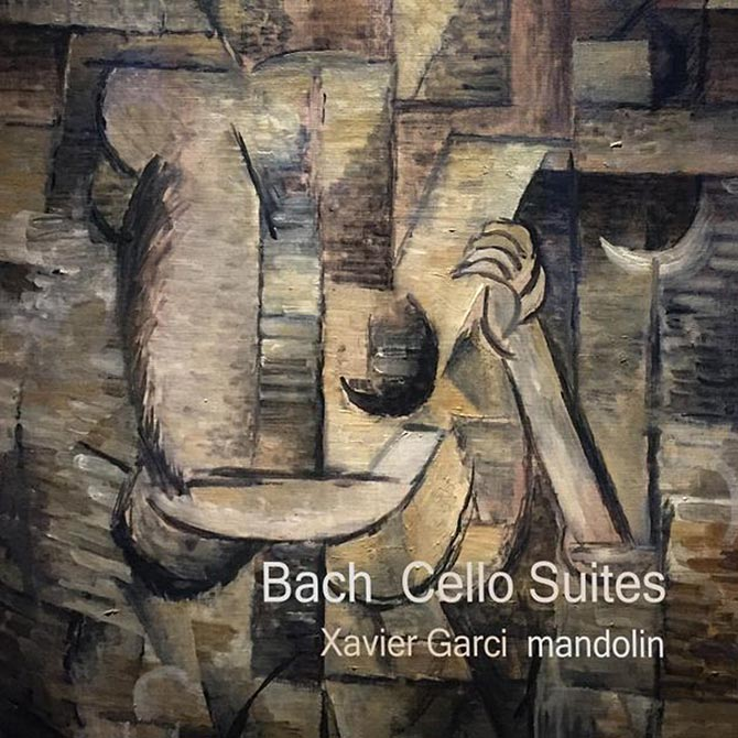 New Music by Xavier Garci - Bach: Cello Suites