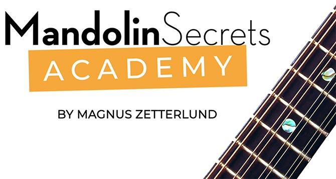 Magnus Zetterland's Mandolin Secrets Academy