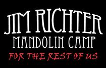 Jim Richter Mandolin Camp for the Rest of Us