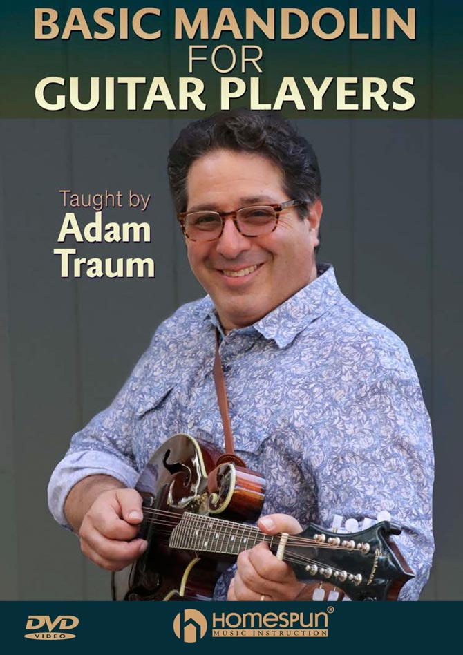 Basic Mandolin for Guitar Players