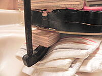 Click image for larger version.  Name:Tail Clamped.JPG Views:32 Size:232.1 KB ID:195508