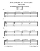 Click image for larger version.  Name:Barry Harris for Jazz Mandolin #38 Borrowing.pdf Views:14 Size:155.7 KB ID:189523