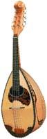 Bowlback mandolin