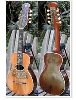 Howe-Orme mandolin image courtesy of Players Vintage Instruments