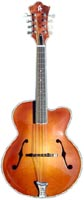 LeStock guitar styled mandolin