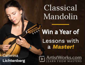 Artistworks School of Mandolin with Mike Marshall