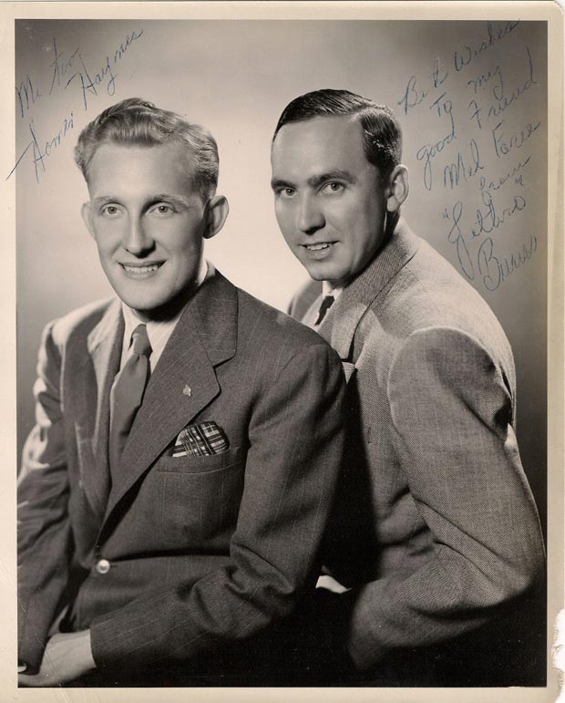 Early Homer and Jethro Publicity Photo
