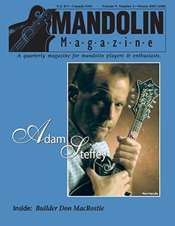 Mandolin Magazine