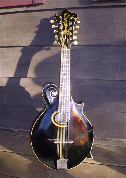 1912 Gibson Custom F-4 10-string Mandolin