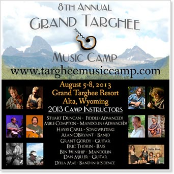 2013 Grand Targhee Music Camp