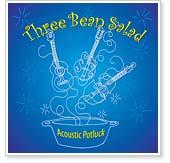 Three Bean Salad - Acoustic Potluck