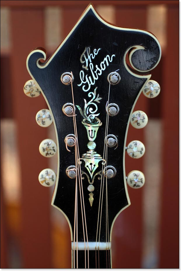 1923 Gibson F-4, #74123