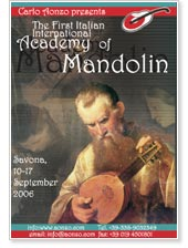 The First Italian International Academy of Mandolin