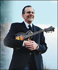 Grammy winner and 9-time IBMA Mandolin Player of the Year, Adam Steffey
