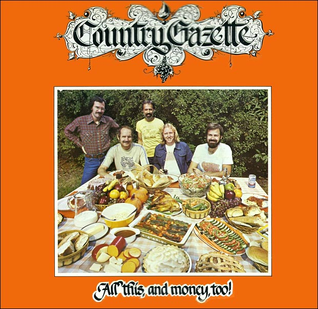 Country Gazette - All this, and money, too - 1979