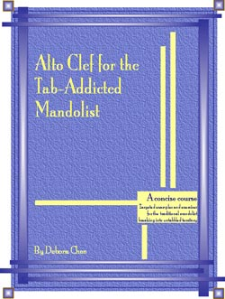 Alto Clef for the Tab-Addicted Mandolist