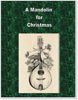 Jennifer Case - A Mandolin For Christmas