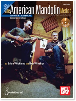 Brian Wicklund and Ben Winship  - American Mandolin Method