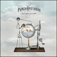 Punch Brothers 2010 release Antifogmatic, on Nonesuch Records. Click to purchase.