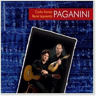 Carlo Aonzo & Ren&eacute Izquierdo - Paganini