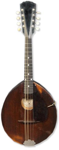 Gibson Army-Navy Mandolin. Photo credit: Eldelry Instruments.