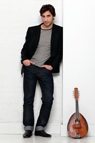 Deutsche Grammophon recording artist Avi Avital. Photo credit: Uwe Arens