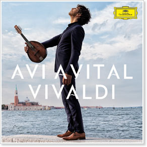Avi Avital - Vivaldi, on Deutsche Grammophon