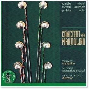 Avi Avital - Concerti Per Mandolino