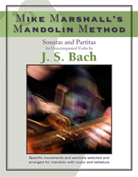 Sonatas and Partitas for Unaccompanied Violin by J.S. Bach - available exclusively from Elderly Instruments. Click to view at Elderly.