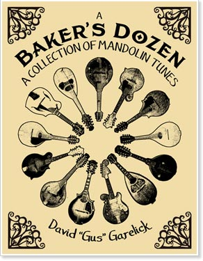 Baker's Dozen - A Collection of Mandolin Tunes