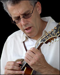 Barry Mitterhoff - currently a member of Hot Tuna