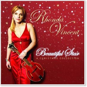 Rhonda Vincent - Beautiful Star: A Christmas Collection