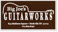Big Joe's Guitarworks