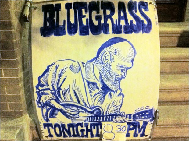 Bluegrass Tonight