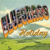 A young Doyle Lawson was a part of the J.D. Crowe recording Bluegrass Holiday, released on Lemco Records in 1969 with J.D. Crowe, Red Allen and Bobby Slone. Artwork represents the re-issued version.
