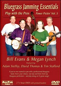 Bluegrass Jamming Essentials