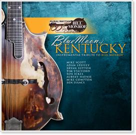 Blue Moon of Kentucky - Instrumental Tribute to Bill Monroe