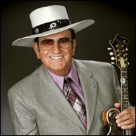 Grand Ole Opry and Bluegrass Hall Of Fame member Bobby Osborne.