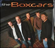 The Boxcars self-titled recording from Mountain Home. Click to purchase.