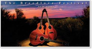 Breedlove Festival - Bend, Oregon