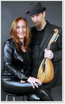 Elena Buttiero and Carlo Aonzo