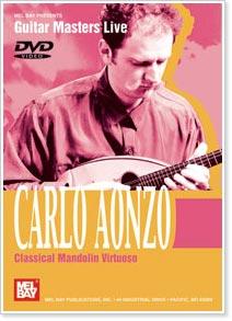 Carlo Aonzo - Classical Mandolin Virtuoso