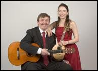 Duetto Giocondo - Mirko Schrader and Caterina Lichtenberg. Photo credit Jürgen Röhrscheid.